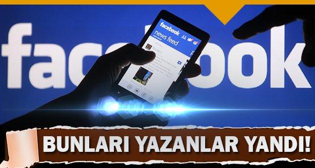 Facebook ve Twitter kullanıcıları aman dikkat!