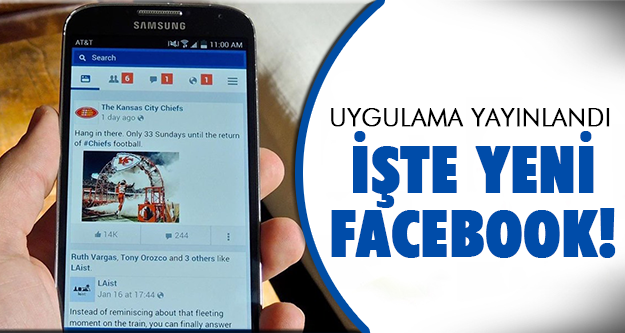 Facebook'tan flaş atak!