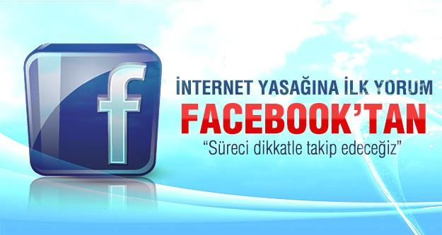 Facebook'tan ilk açıklama!