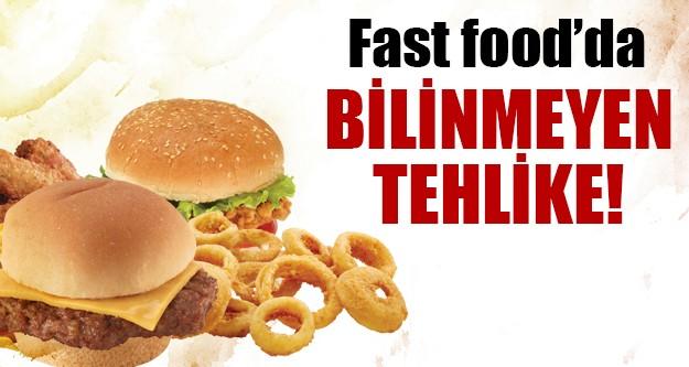 Fast Food buna neden oluyor!