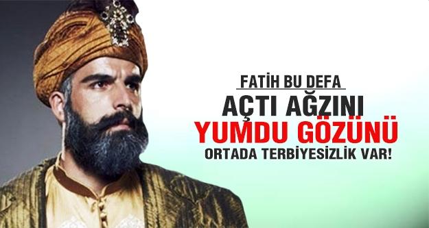 Fatih karakteri Mehmet Akif Alakurt ilk kez konuştu