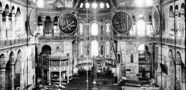 Fatih Sultan Mehmet'in Ayasofya bedduası