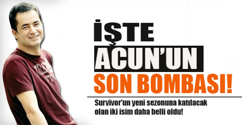Fatmagül Fakı ve Can Bozok Survivor'da