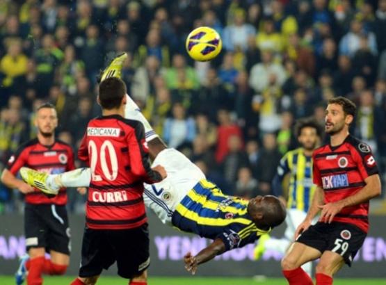 Fenerbahçe dört köşe
