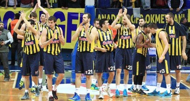 Fenerbahçe Ülker İstanbul'da