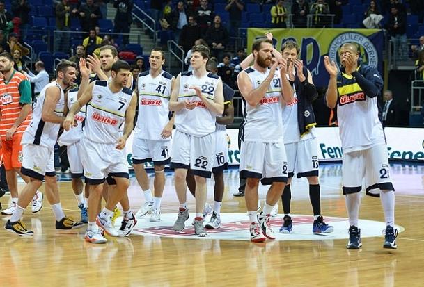 Fenerbahçe Ülker rahat kazandı