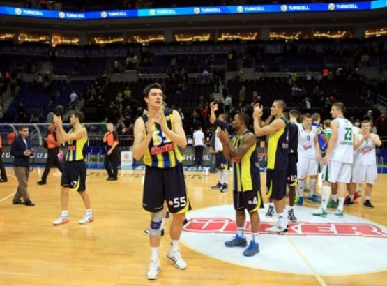 Fenerbahçe Ülker zorlanmadı