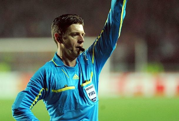 Fenerbahçe'ye İtalyan hakem