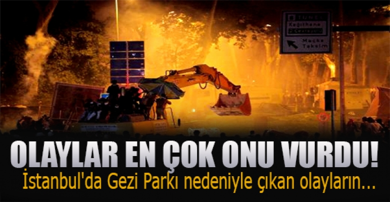 Fikret Orman: Gezi Parkı olayları en çok Beşiktaş'ı vurdu