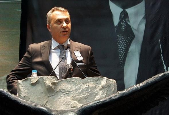 Fikret Orman yeniden başkan