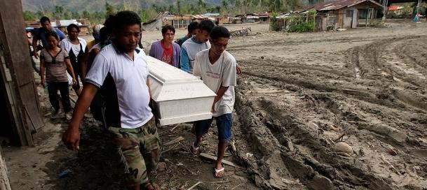 Filipinler'de bilanço ağırlaşıyor