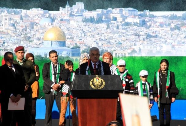Filistin'de uzlaşma çabası