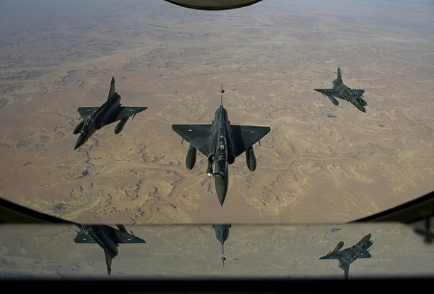 Fransız uçakları Gao'yu bombaladı