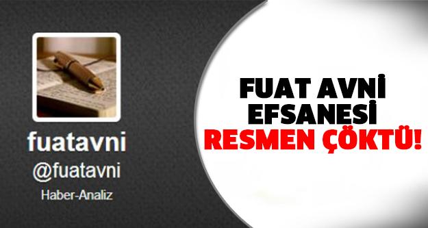 Fuat Avni'ni havası söndü!