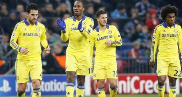 G Grubu' nda Chelsea 5' ledi