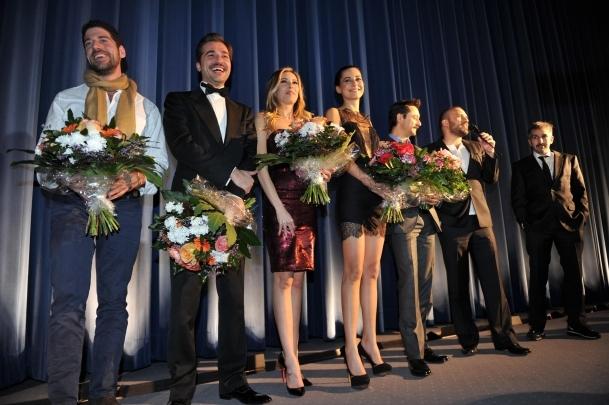 Galası Berlin'de yapıldı