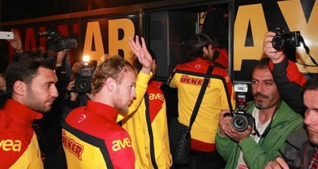 Galatasaray Konya' da