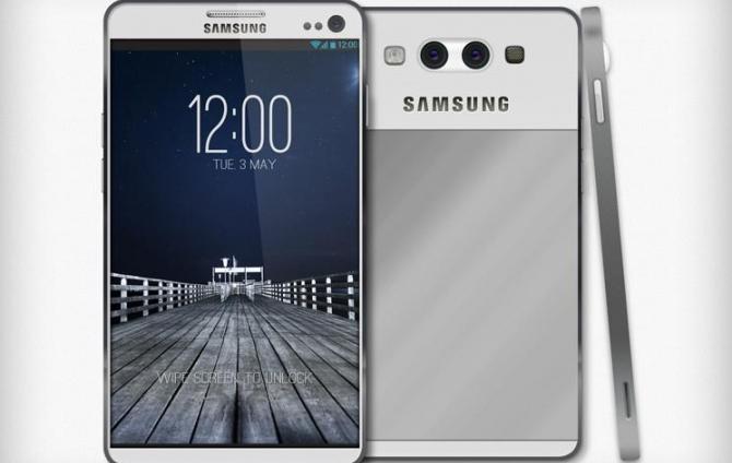 Beklenen Galaxy S4'ün Özellikleri