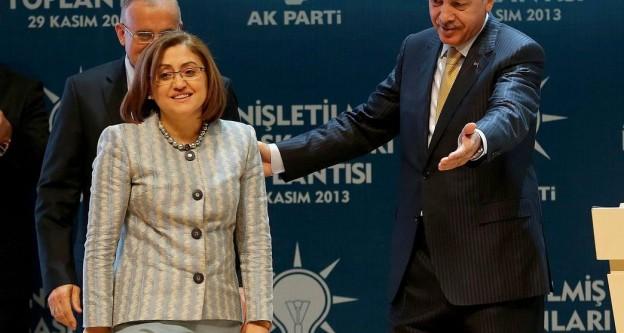 Gaziantep Büyükşehir Adayı Bakan Fatma Şahin oldu
