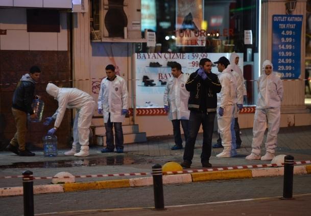 Gaziosmanpaşa saldırganı tutuklandı