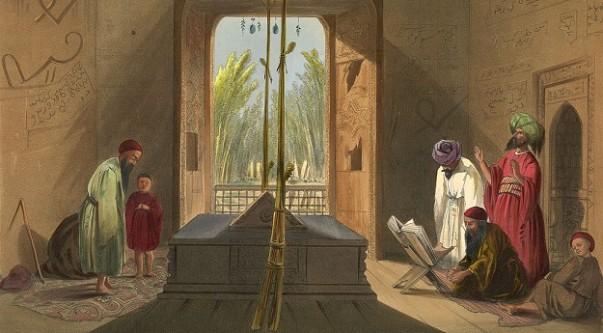 Gazneli Sultan Mahmud Duası
