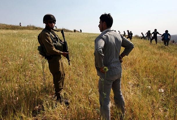 Gazze'den İsrail askeri üslerine roket