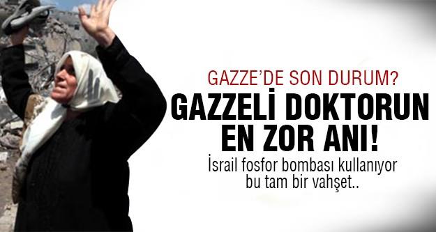 Gazze'den son dakika haberleri...