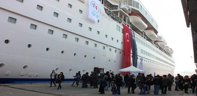 Gençlik Barış Gemisi...