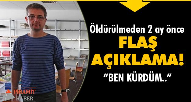 Genel yayın yönetmeninden olay IŞİD tepkisi!