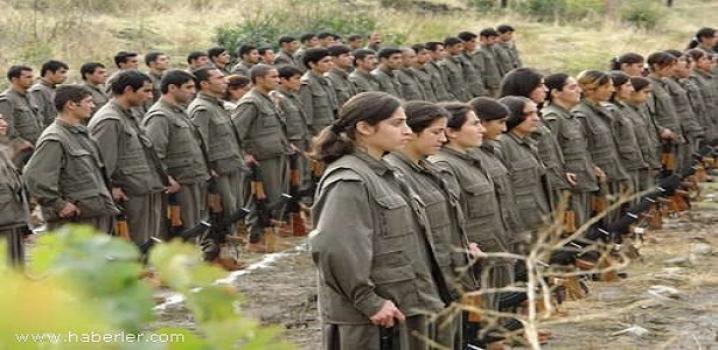 Geri Çekilen PKK'lılar Kandil'de