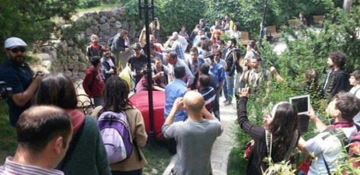 'Gezi' eylemlerinde gençlere büyük tuzak