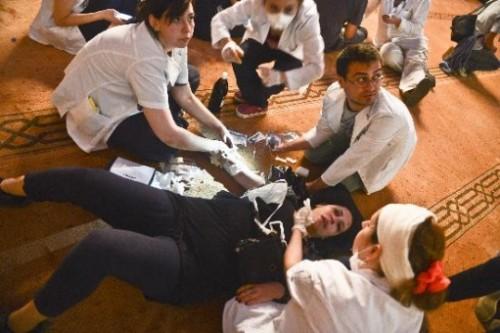 Gezi'de yardım eden doktorlara şok karar!