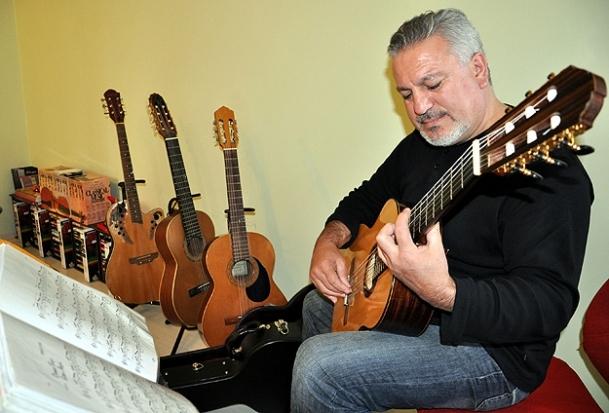 Gitarın anavatanı Çorum