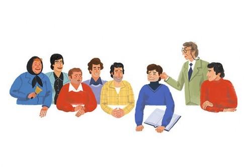 Google'ın özel doğum günü kutlaması!