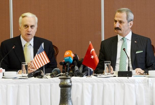 Görüşmede Türkiye de olmalı