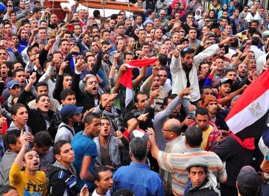 Göstericilerle güvenlik güçleri uzlaşma sağladı