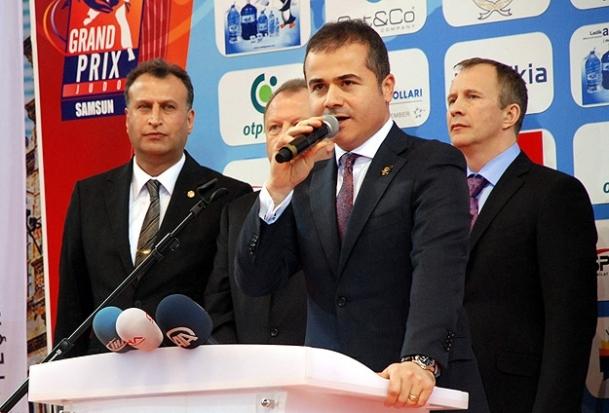Grand Prix seremonisi yapıldı