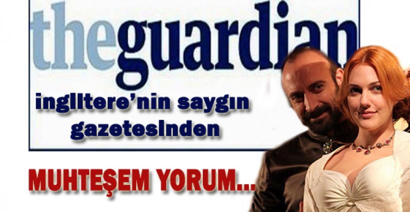 Guardian'dan müthiş Süleyman analizi