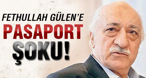 Gülen'in pasaportu neden iptal edildi?