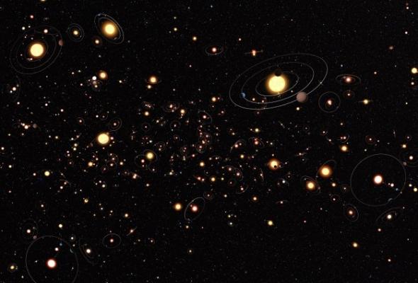 Güneş Sistemi dışında yeni bir gezegen bulundu