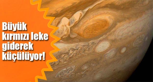 Güneş sisteminde ilginç bir değişim fark ettiler!