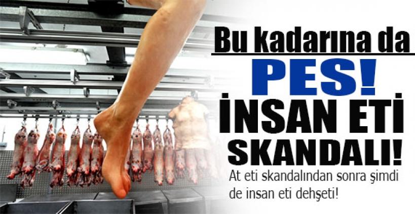 Güney Afrika'da insan eti skandalı