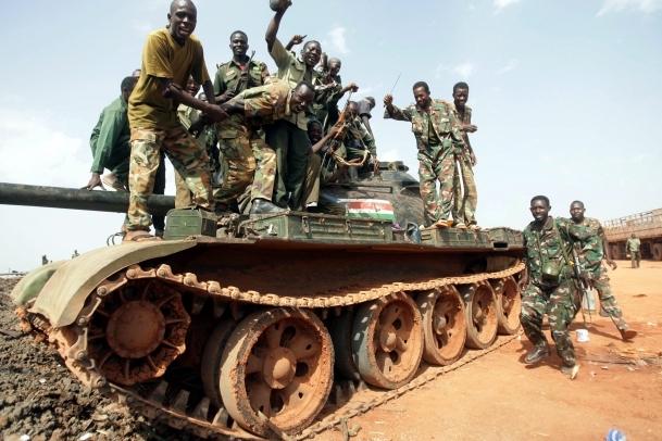 Güney Sudan'da 163 kişi öldü