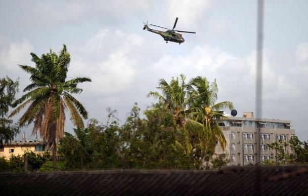 Güney Sudan'da BM helikopteri düşürüldü
