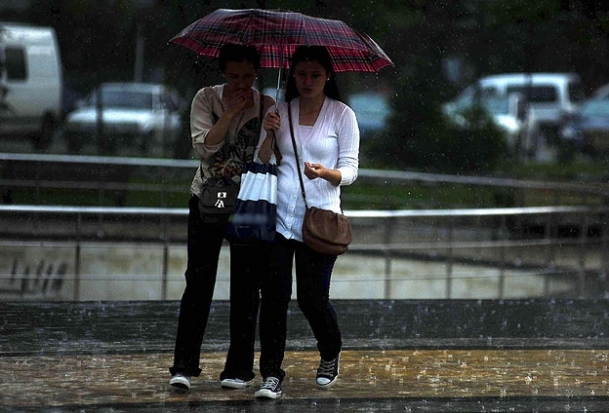 Güneydoğu'da kuvvetli yağış uyarısı
