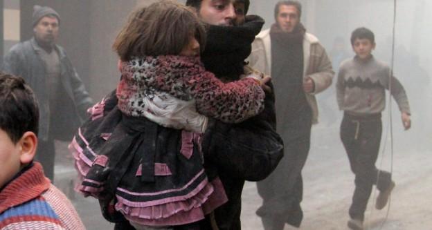 Halep'te ölü sayısı artıyor