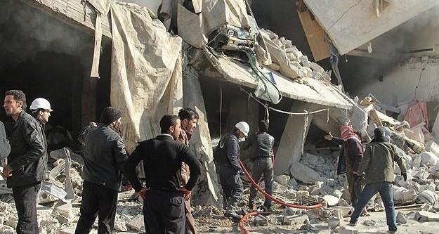 Halep için ''acil durum'' çağrısı