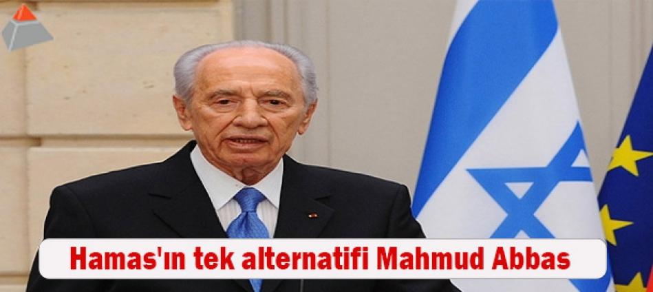 Hamas'ın tek alternatifi Mahmud Abbas
