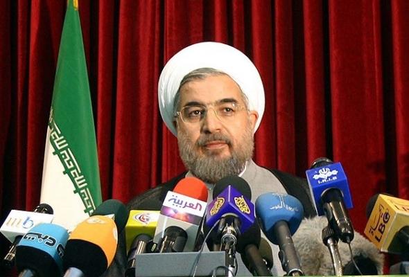 Hasan Ruhani İran'ın yeni Cumhurbaşkanı oldu