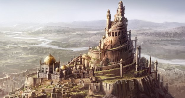 Hasan Sabbah'ın ALAMUT Kalesini Alışı